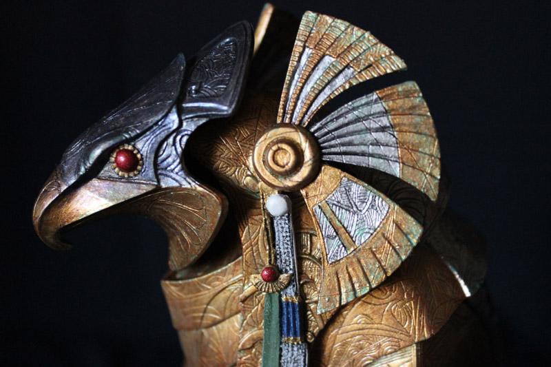 buste HORUS (Stargate) Horus112