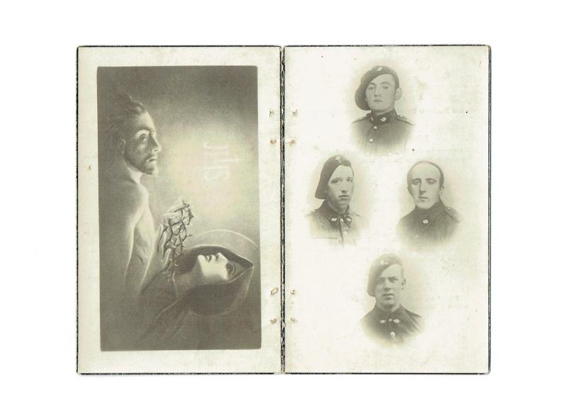 Gros lot de documents et photos Chasseurs Ardennais, de l'us et des livres. Chasse13