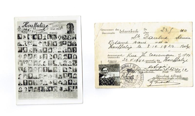 Gros lot de documents et photos Chasseurs Ardennais, de l'us et des livres. Chasse18