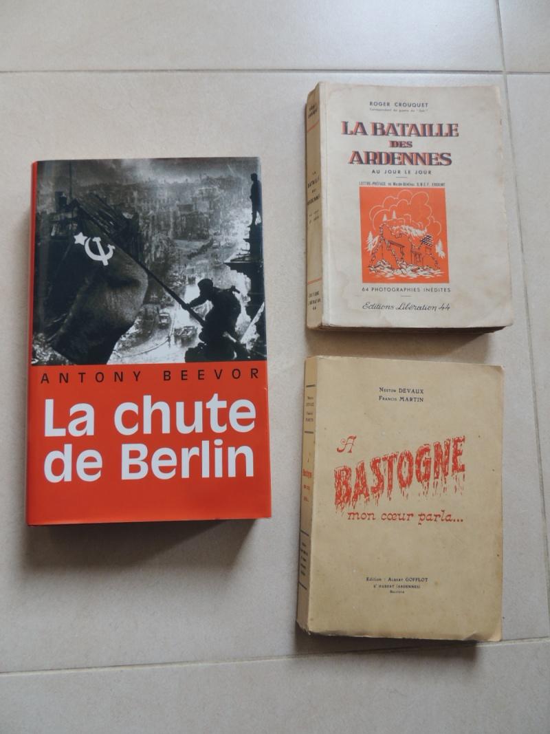 Gros lot de documents et photos Chasseurs Ardennais, de l'us et des livres. Dscn3950