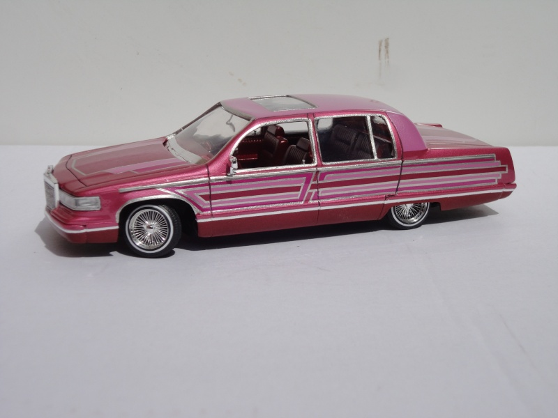 Cadillac Fleetwood 4Doors '94 2ème chance...  - Page 2 Dsc03010
