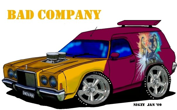 Cartoon Vans by various artists 1973_110