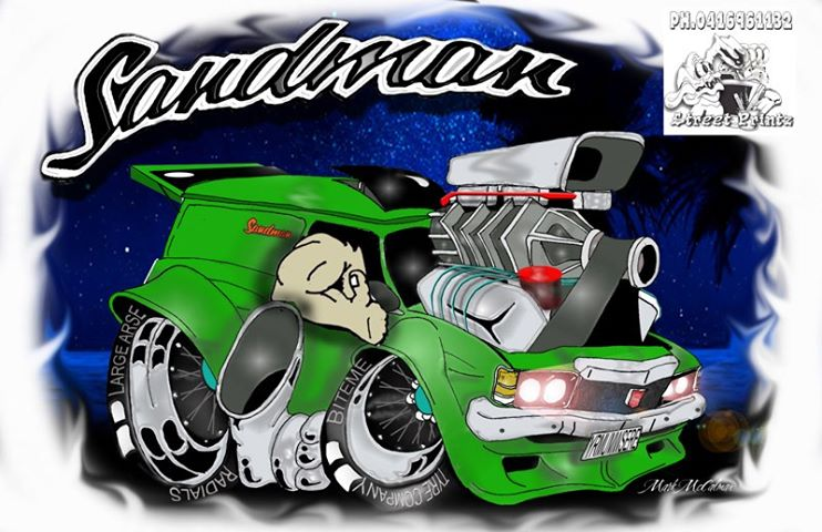 Cartoon Vans by various artists 29199510