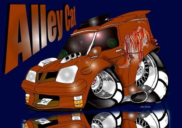 Cartoon Vans by various artists 52656210