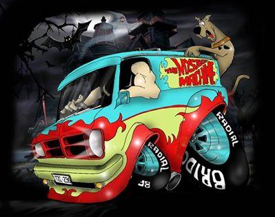 Cartoon Vans by various artists 94522210