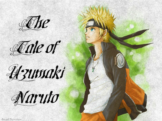 The Tale Of Uzumaki Naruto - Naruto RPG