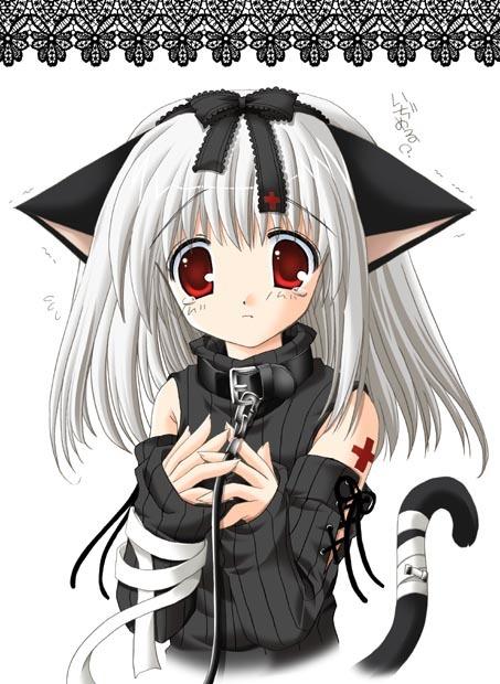 **GATOS DEL ANIME** Gothic11