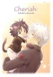 **GATOS DEL ANIME** Sasuke14