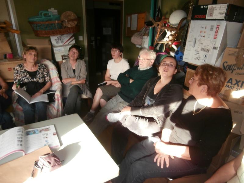 Reunion des bénévoles du 26/10/13 Pa260213