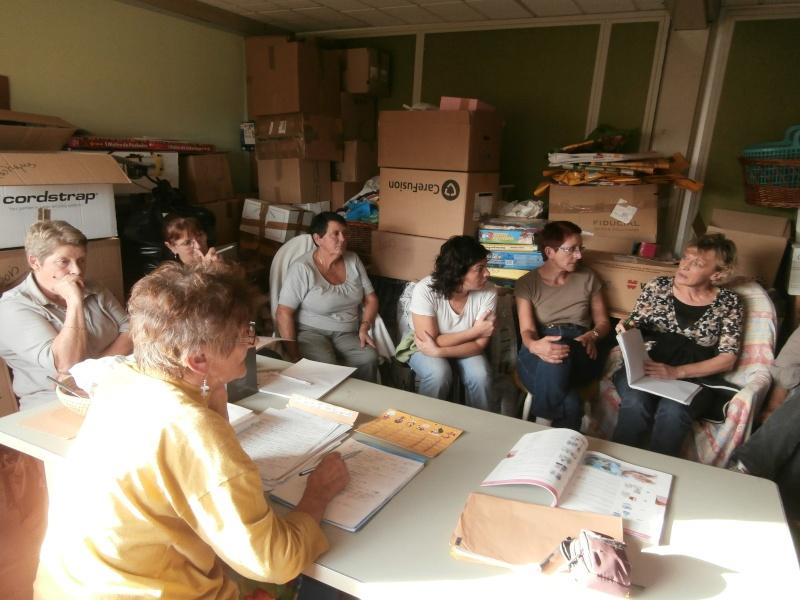 Reunion des bénévoles du 26/10/13 Pa260214