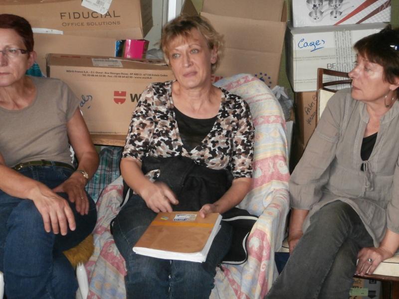 Reunion des bénévoles du 26/10/13 Pa260216