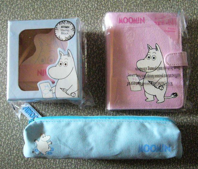 [moomins] mini collection d'objets moomins Moomin11