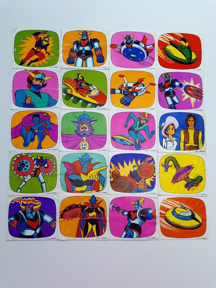 Ma collection de Goldorak - Page 2 64597310
