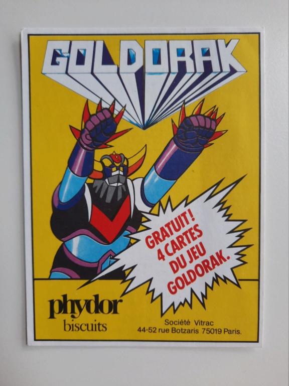 Ma collection de Goldorak - Page 2 812