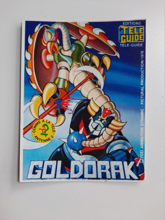 Ma collection de Goldorak - Page 2 912