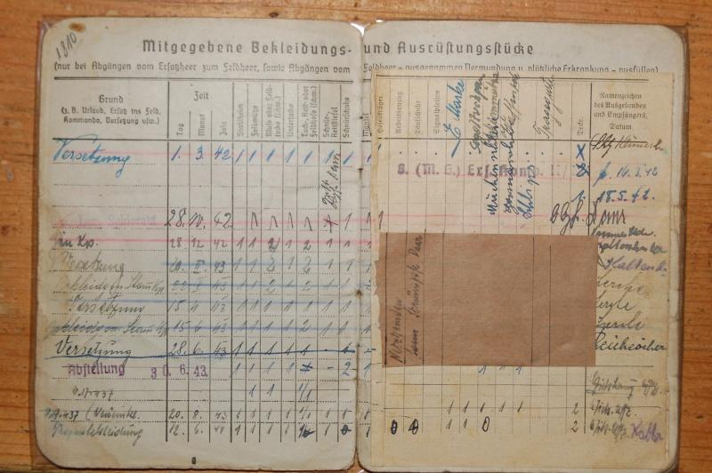 Vos livrets militaires allemands WWII (Soldbuch, Wehrpass..) / Heer-LW-KM-SS... Dsc_0412