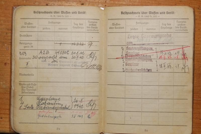 Vos livrets militaires allemands WWII (Soldbuch, Wehrpass..) / Heer-LW-KM-SS... Dsc_0413