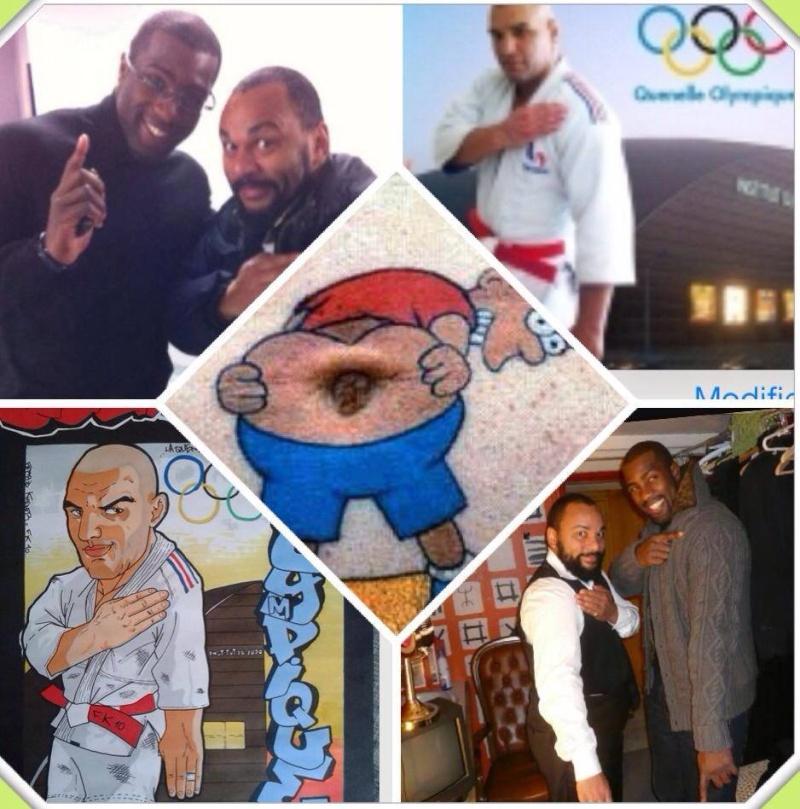 Exclusif : Teddy Riner  soutiens la Quenelle Olympique ! Riner_10