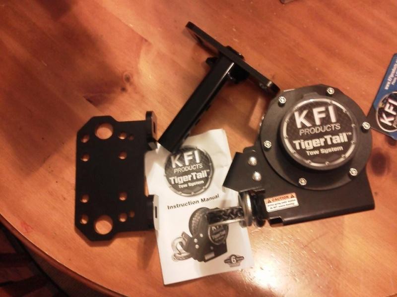 KFI's TigerTail Tow system.. 14550410