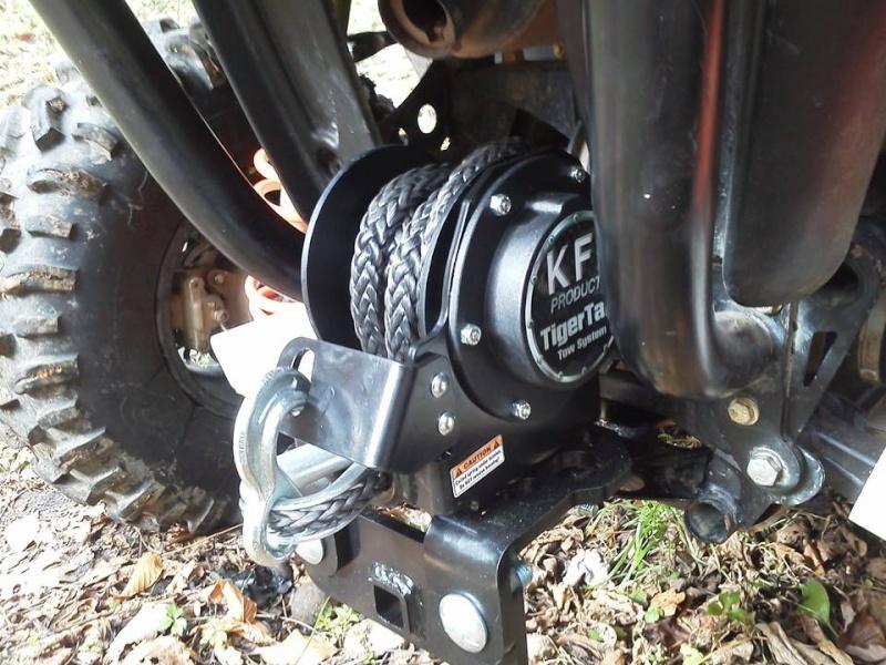KFI's TigerTail Tow system.. 14610910