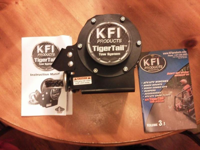 KFI's TigerTail Tow system.. 14639610