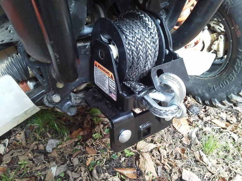 KFI's TigerTail Tow system.. 14745010