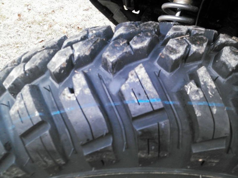 "GBC's Kanati Mongrels now in 27"" for 12"" wheel! 16559110"