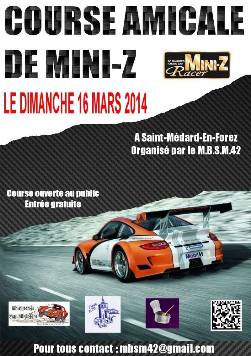 2 ème course amicale du 16 mars 2014 au M.B.S.M.42 Course10