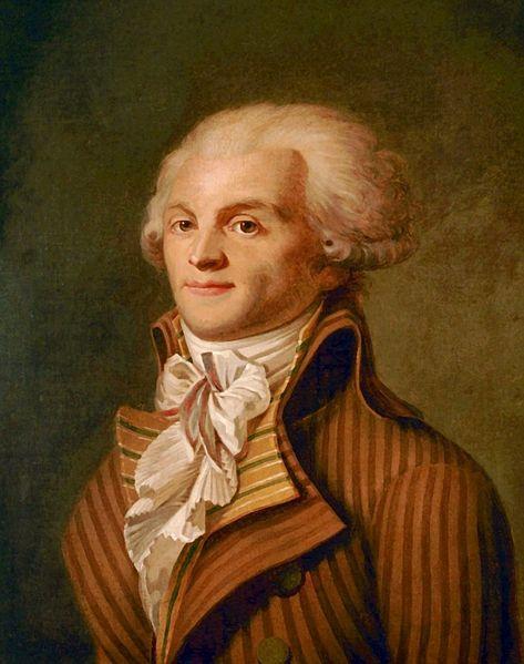 Maximilien de Robespierre 473px-10
