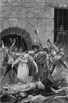 La mort de la princesse de Lamballe Lambal10