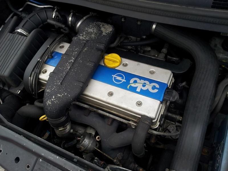 Destrcr´s erster Turbo ,,Zafira A OPC,,**The Fahrwerk is Inside :)** 14501611