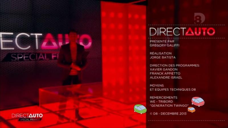 D8 Direct Auto, Tournage 18 Novembre, Diffusion 7 Decembre - 18h35 - Page 3 D8reme10