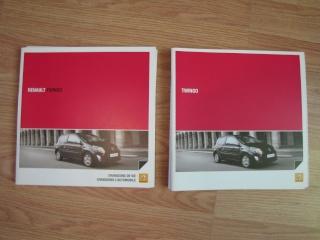 Brochures Twingo 1 et 2 au profit de l'association Img_1712