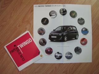 Brochures Twingo 1 et 2 au profit de l'association Img_1720