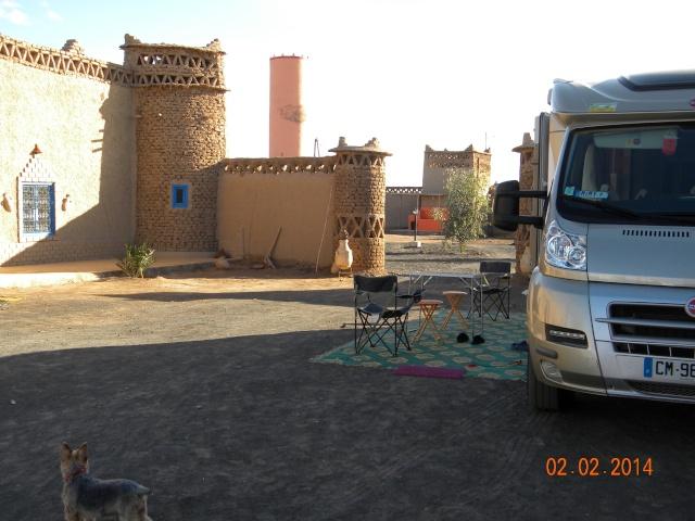 "Camping ""la gazelle bleue"" Merzouga Merzou10"