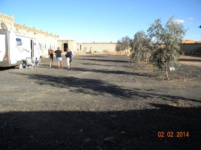 "Camping ""la gazelle bleue"" Merzouga Merzou11"