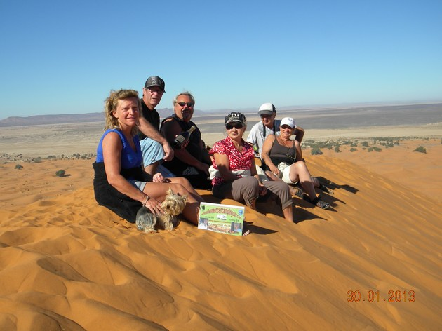 Camping La Gazelle Bleue à Merzouga Mini-d10