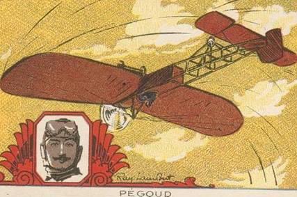 Adolphe Pégoud , inventeur des manoeuvres acrobatiques ? Pegoud11