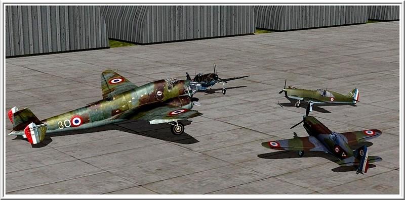 Smartypack pour HSFX 7.01 et 7.02 : avions français 1940 [ OBSOLETE ] Smarty19