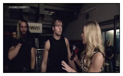 DUF - DUST x 2 - Main Event : Cesaro & Orton vs. Hogan & Ambrose. 0111