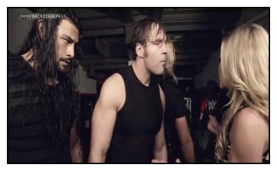DUF - DUST x 2 - Main Event : Cesaro & Orton vs. Hogan & Ambrose. 0210