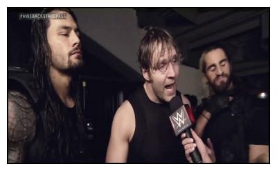 DUF - DUST x 2 - Main Event : Cesaro & Orton vs. Hogan & Ambrose. 0410
