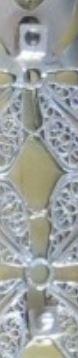 Cruz con pila benditera. XV-XVII. Cristo Enaguillas. Captur13