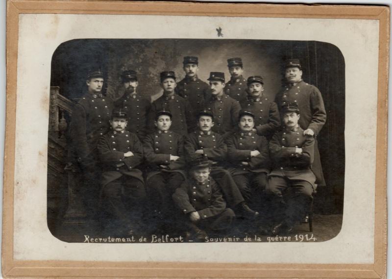 un uniforme de colonel Bureau10