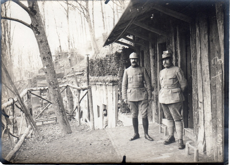 un uniforme de colonel Genera10