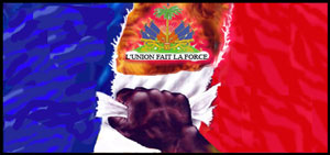 Vous avez dit : Fête du drapeau haïtien . Quel drapeau parlez-vous ? Dessal11