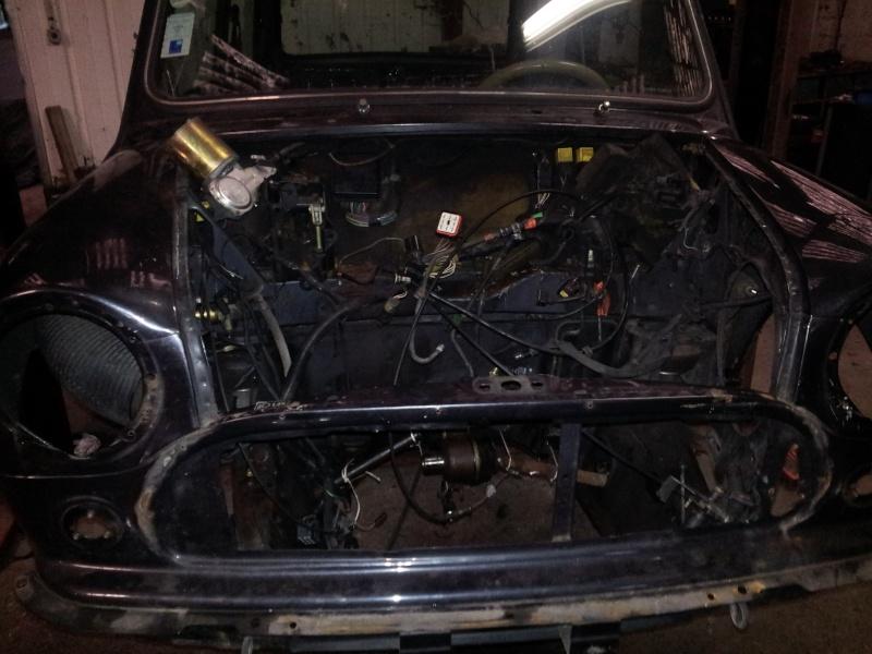 Mini Rover British open 96 Charcoal. 20121011