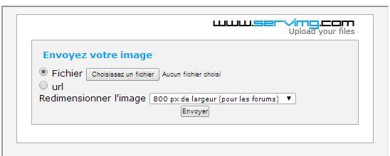 Mettre une photo sur le forum Envoye11