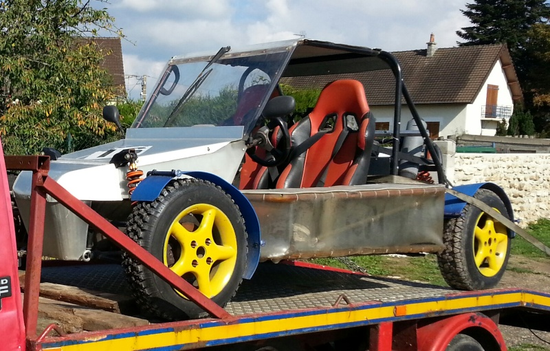 BUGGY 1000cc d'origine FFSA, version 2 places 20131011