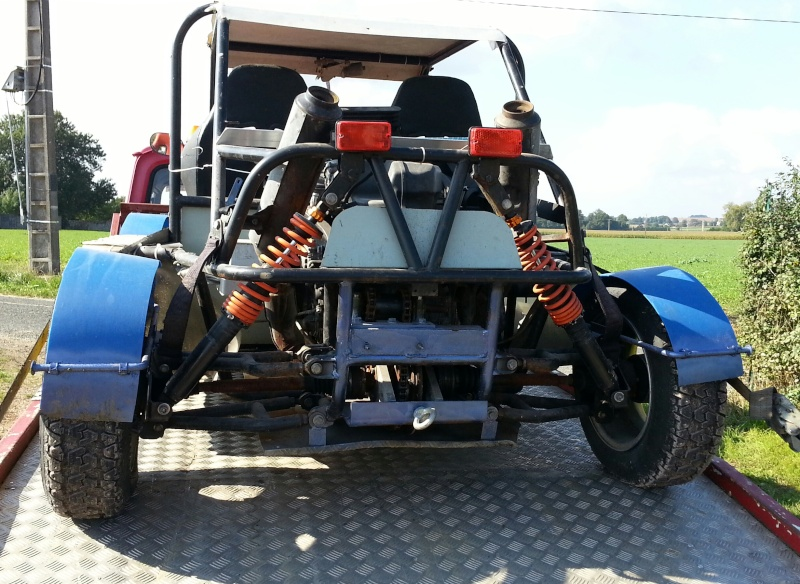 BUGGY 1000cc d'origine FFSA, version 2 places 20131012